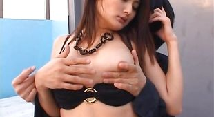 Beauty Risa Murakami goes wild over dink