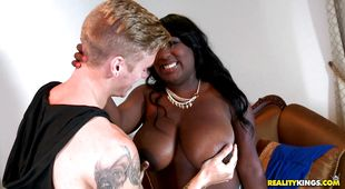 Angelic woman Luxury Amore needs fuckmate's big hard chopper inside her